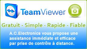 Assistance à distance par TeamViewer